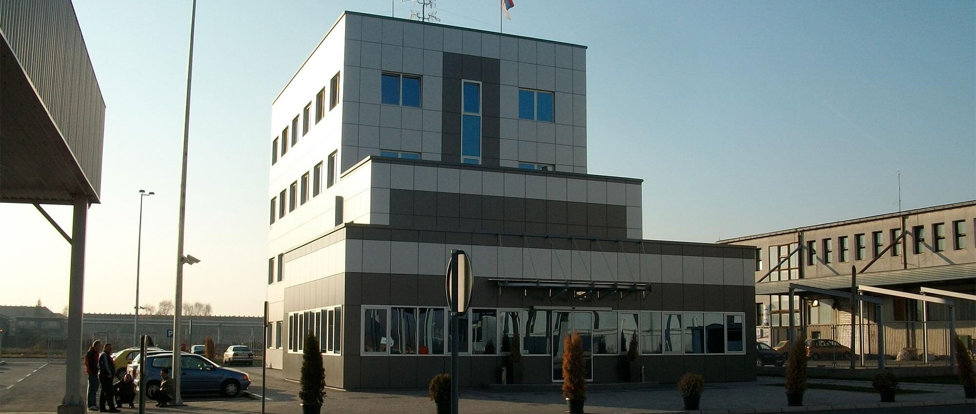 Robnocarinski terminal carinske ispostave, Kruševac